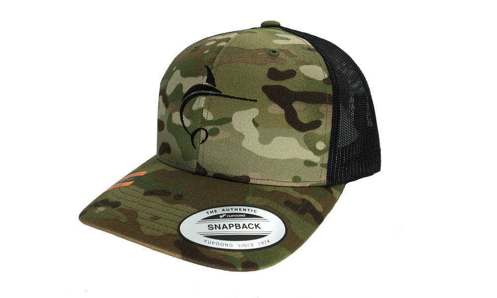 Flexfit Retro Trucker - 6606 Multicam