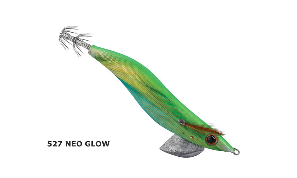 Fish Inc Egilicious Fast Sink 3.0 Squid Jigs