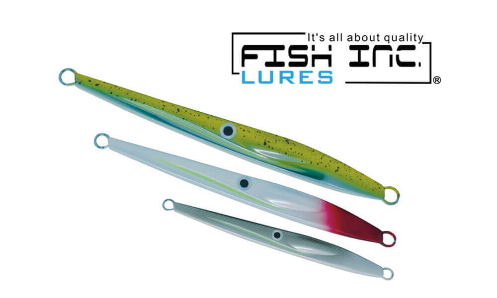 Fish Inc FishaJig 120 Zinc Jigs