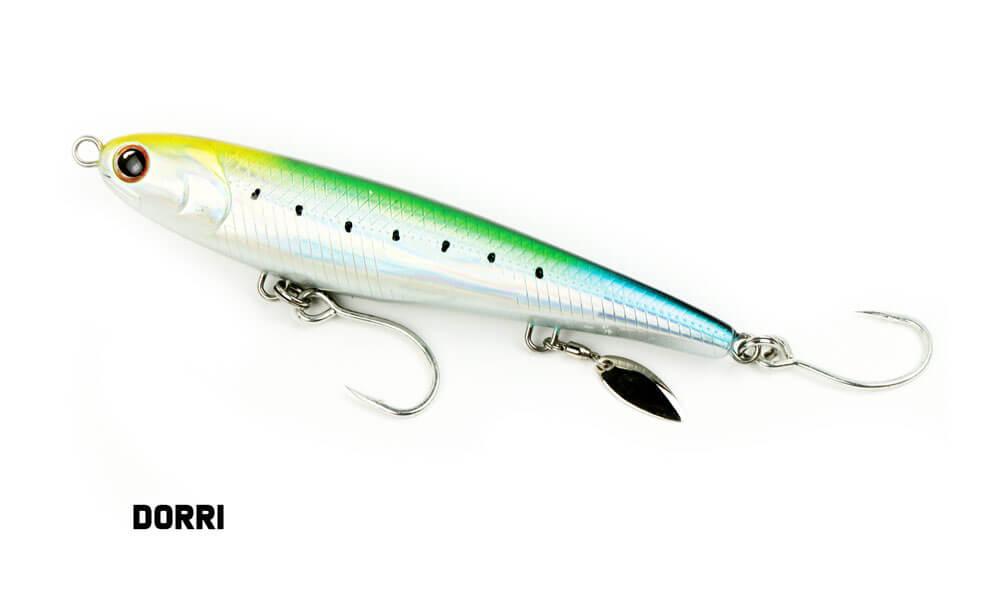 Fish Inc Tighthead Prop
