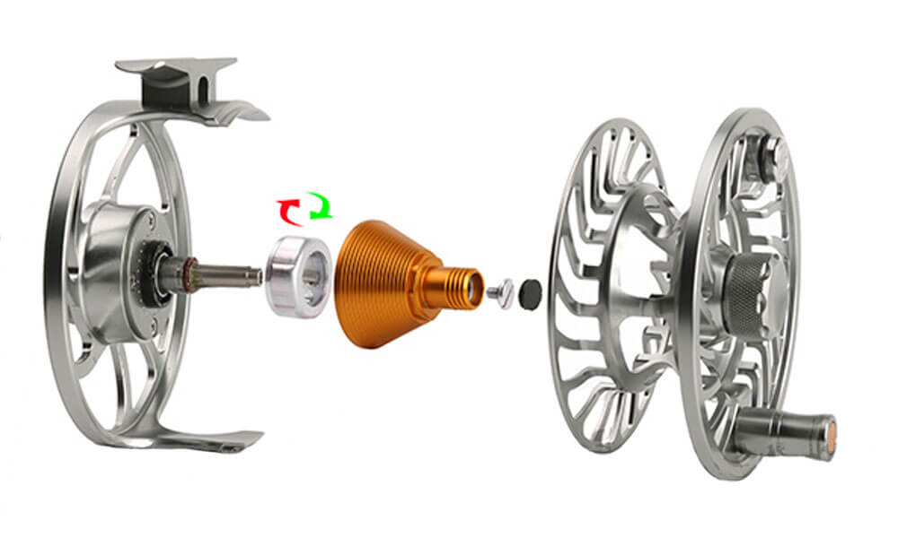 Fly Reel - VM Series