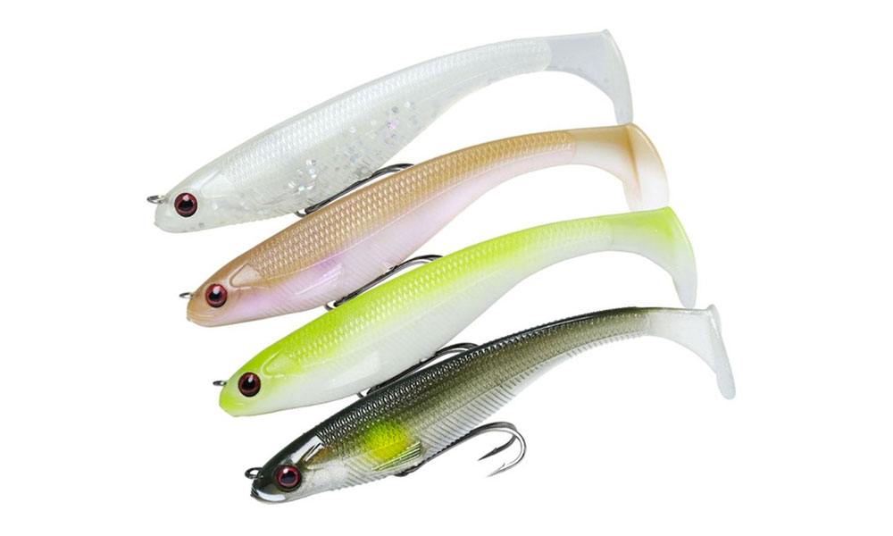 Truscend Soft T Shad 120
