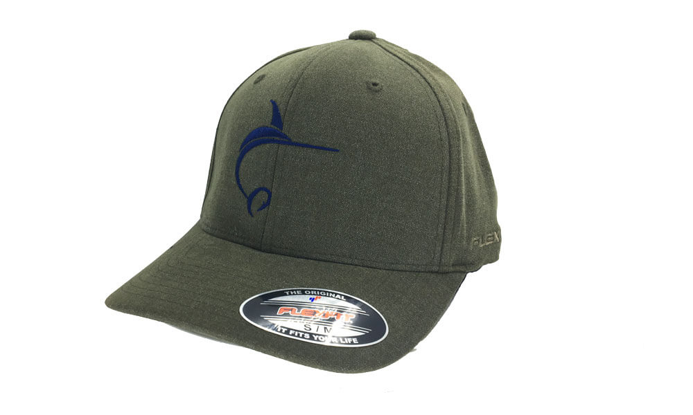 Flexfit Worn By The World Fitted Cap