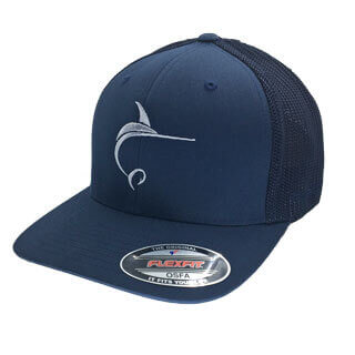 Flextfit caps for fishing and outdoor wear, stylish and comfortable trucker caps and fitted sports caps