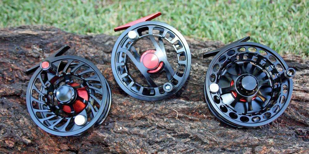 Fly Fishing Reels for freshwater and saltwater fly fishing. Find them here