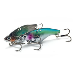 Vibe lures for bream flathead and tailor
