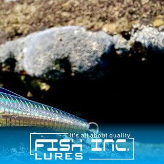 Fish Inc Fullback stickbait 190mm