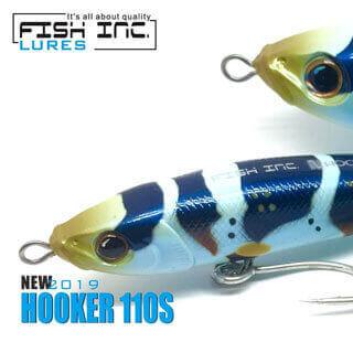Fish Inc Hooker 110mm stickbait