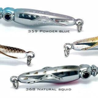Fish Inc Squidee 68mm metal lure