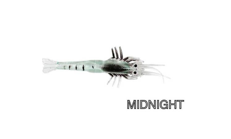 Lushazer Shrimp Soft Plastic