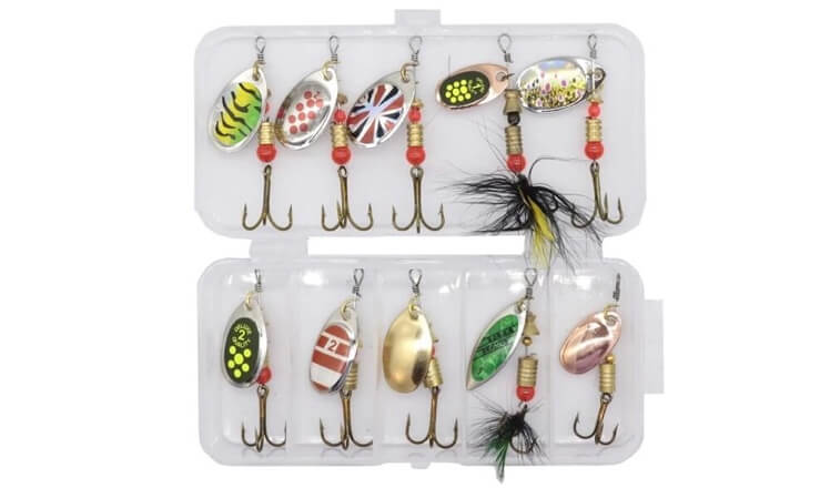 Lushazer Spinners - assorted box