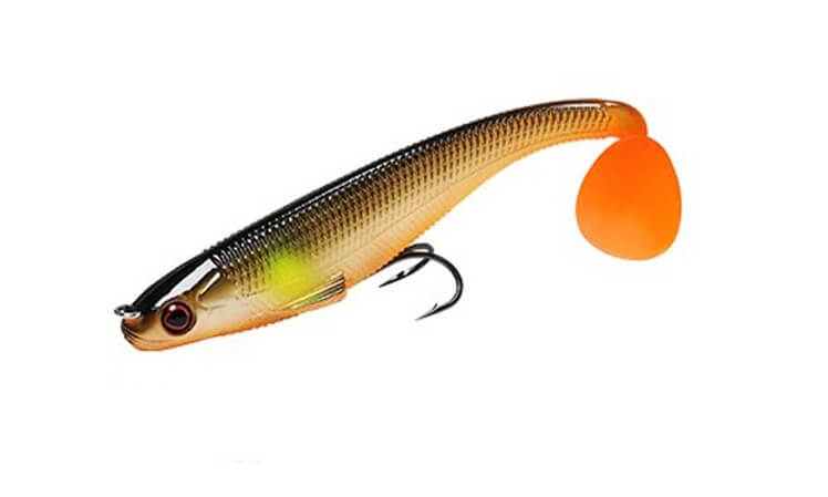 Truscend Soft T Shad 90